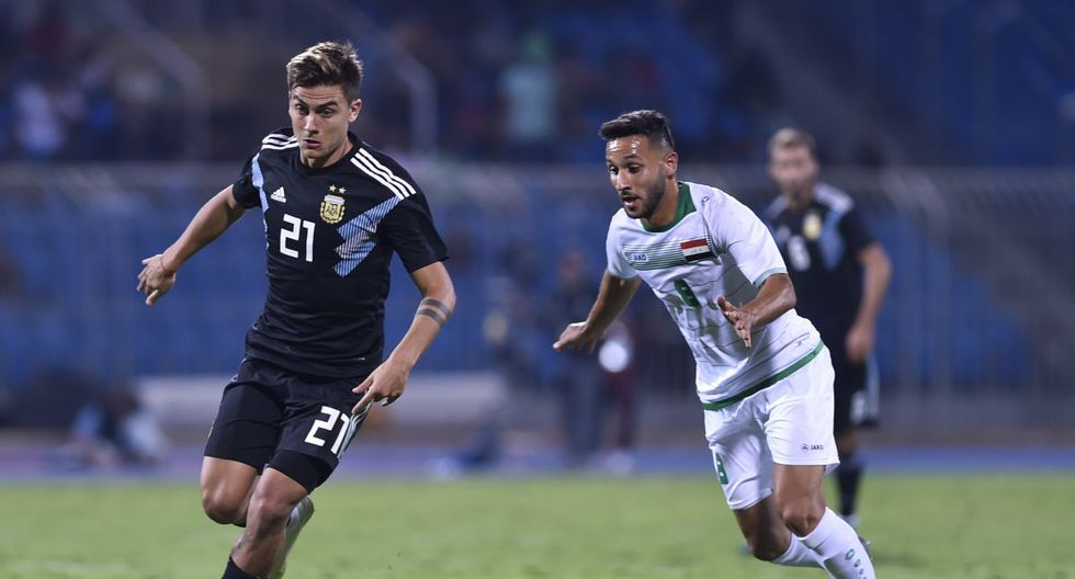 Argentina vs. Irak en Arabia Saudita por amistoso internacional FIFA. (Foto: Reuters)