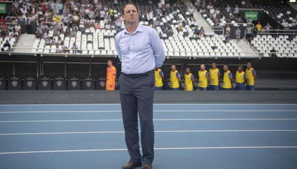 Rogerio Ceni reemplazará a Domenec Torrent en el banquillo de Flamengo. (Foto: AFP)