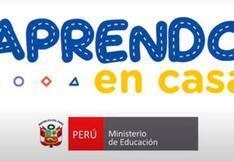 Aprendo en casa 23 de noviembre: programación, temas, horarios y canales para inicial, primaria y secundaria