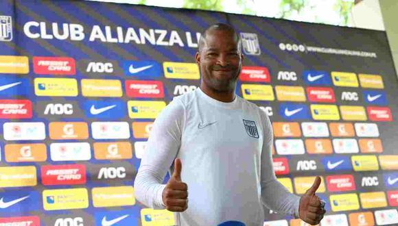Alberto Rodríguez podría jugar con Alianza Lima ante Sporting Cristal. (Foto: GEC)