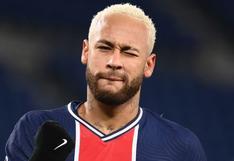 Desde Francia: el apoyo Neymar apoya al 'Peixe' para el Santos vs. Boca