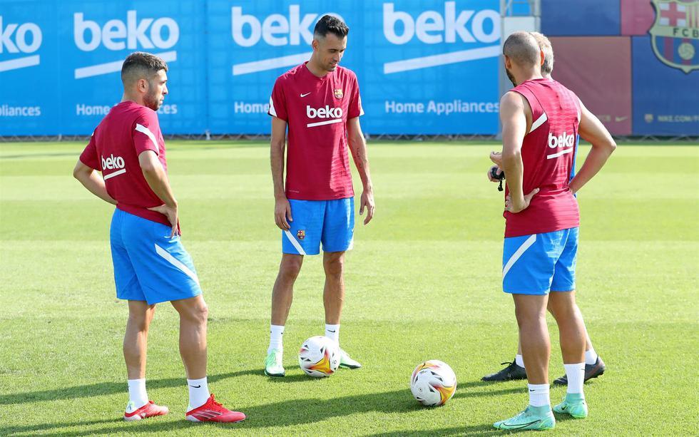Los jugadores del Barça que faltan volver. (Fotos: Agencias)