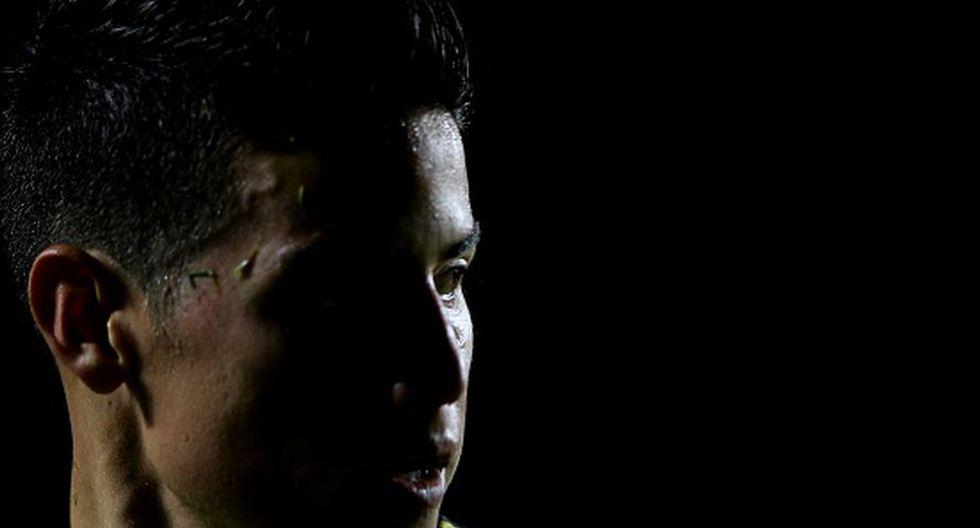 Real Madrid pide por James Rodríguez 50 millones de euros. (Getty Images)