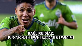 Raúl Ruidíaz: el delantero que no deja de anotar golazos en la MLS