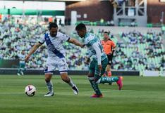 No hubo sorpresa: Puebla empató 0-0 con Santos y aseguró su pase a la Liguilla MX 2021
