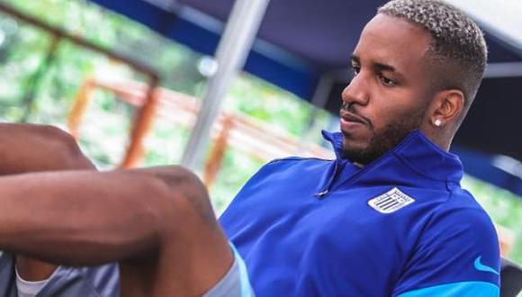 Jefferson Farfán quedó habilitado para jugar contra Binacional. (Foto: Alianza Lima)