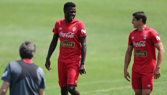 Christian Ramos ha comenzado a sumar varios minutos en Universitario de Deportes. (Foto: GEC)