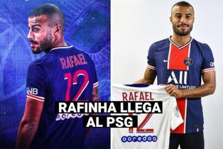 Barcelona acuerda el traspaso de Rafinha al PSG y jugará al lado de Neymar