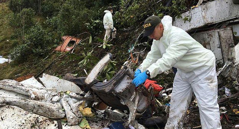 Hubo 71 víctimas tras el accidente aéreo en Colombia. (Getty Images)