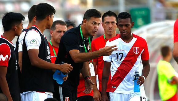 Perú vs. Argentina juegan HOY por el Sudamericano Sub 20. (Photosport)