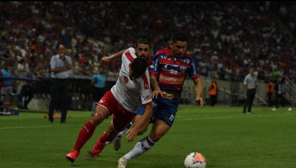Independiente perdió ante Fortaleza pero le alcanzó para clasificar a la Fase 2 de la Copa Sudamericana 2020.