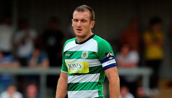 Lee Collins se formó en Wolverhampton, aunque pasó la mayor parte de su carrera en el clubes del ascenso. (Foto: Shutterstock)