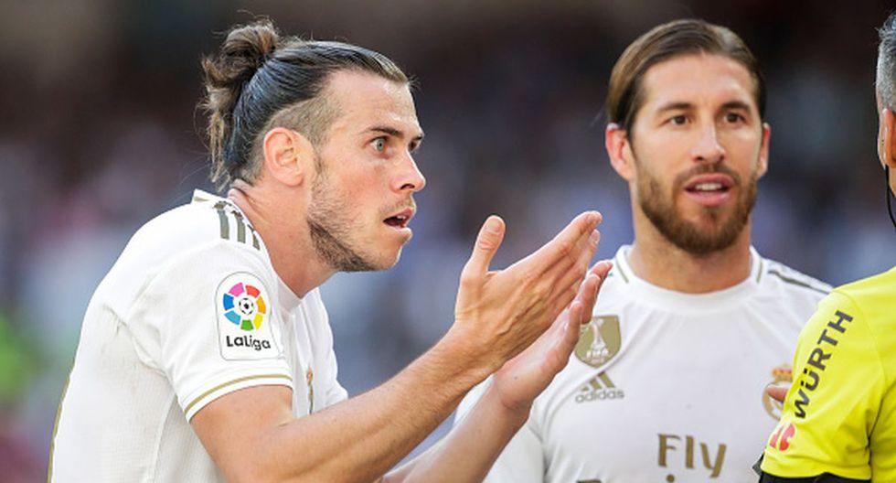 Gareth Bale lo ha ganado todo con la camiseta del Real Madrid. (Foto: Getty)