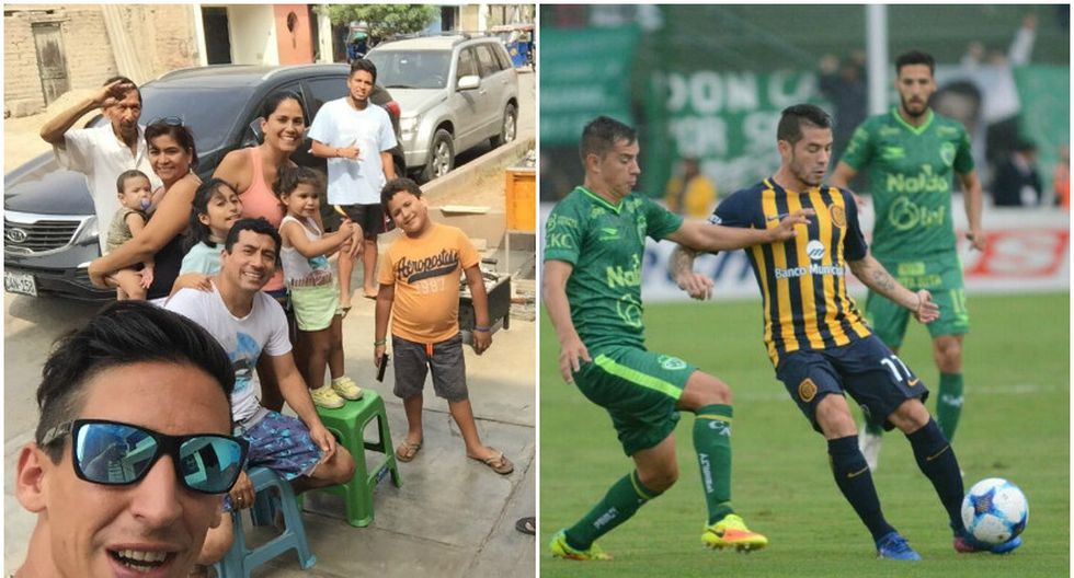 Germán Alemanno buscará el ascenso con Deportivo Coopsol. (@germanalemanno/@CARCoficial)