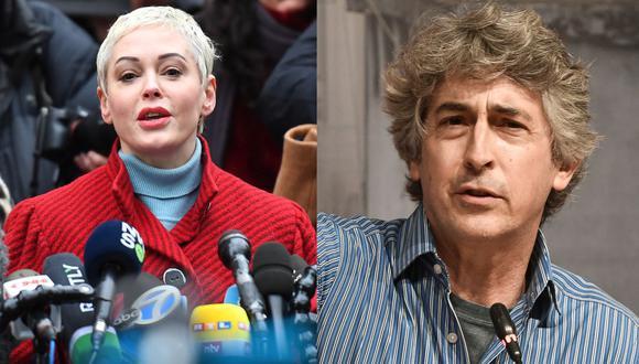 Rose McGowan acusa al director Alexander Payne de abusar sexualmente de ella cuando tenía 15 años. (Foto: AFP/Johannes Eisele/Sakis Mitrolidis)