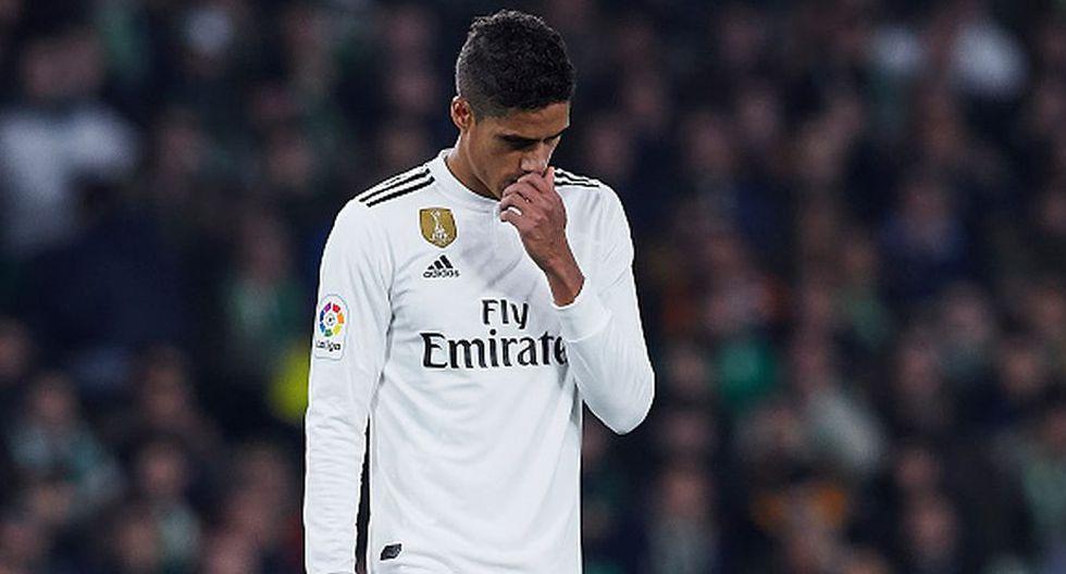 La radical postura del Real Madrid ante la salida del francés. (Getty)
