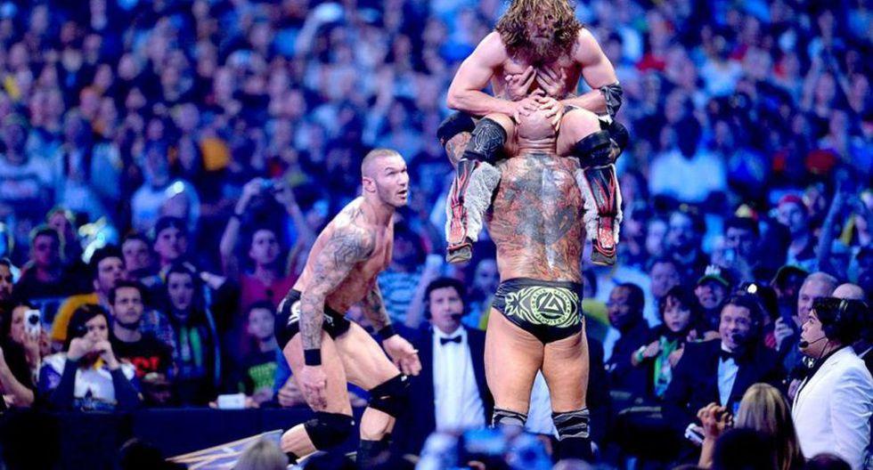 Víctima: Daniel Bryan. (WWE)