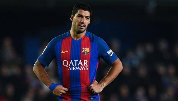 Luis Suárez tiene contrato hasta el próximo año con el FC Barcelona. (Foto: AFP)