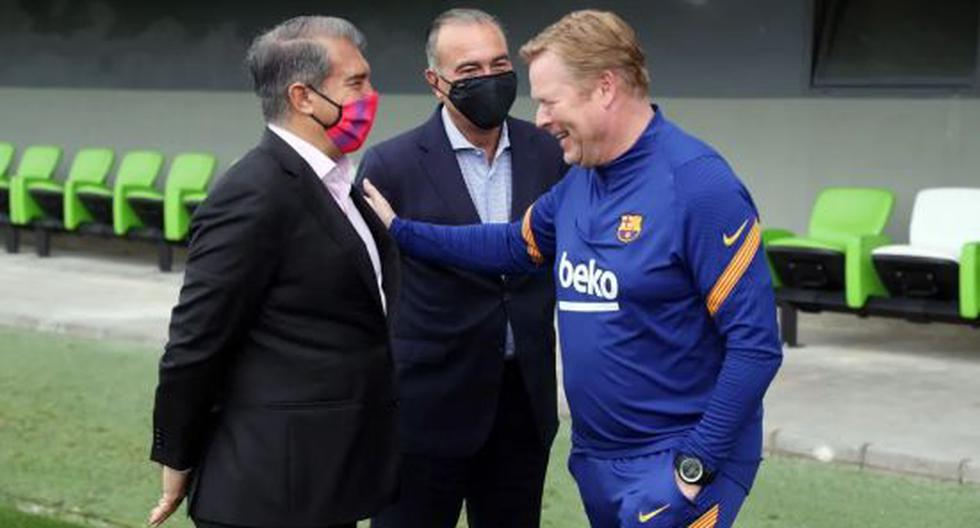 FC Barcelona Fichajes: Laporta ilusiona con nuevo delantero para enero: 15 millones de euros y será azulgrana | Liga Santander | Fichajes | FUTBOL-INTERNACIONAL | DEPOR