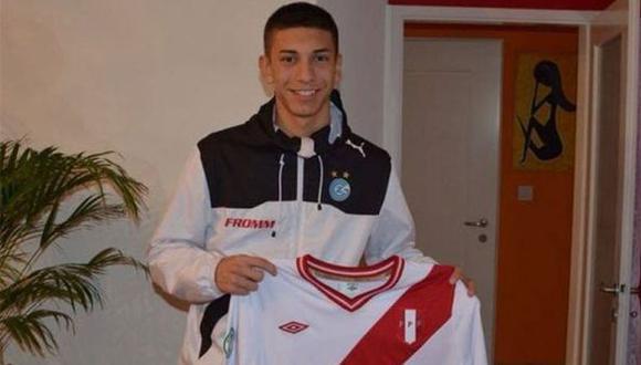 Carlos Ascues se lesionó y Jean Pierre Rhyner podría ser llamado a la Selección Peruana (Difusión).