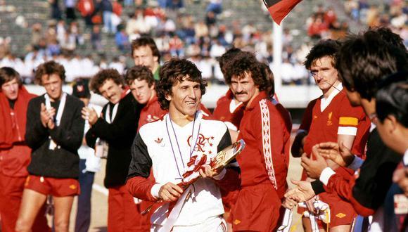 Flamengo y Liverpool se enfrentaron en la final de la Copa Intercontinental de 1981. Ganó el cuadro brasileño por 3-1.
