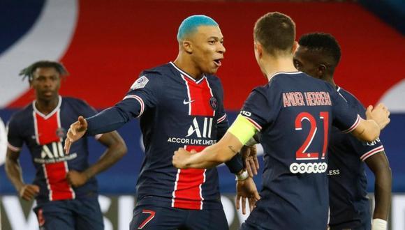 Bayern Munich se retira de la carrera por Kylian Mbappé (Foto: Reuters)
