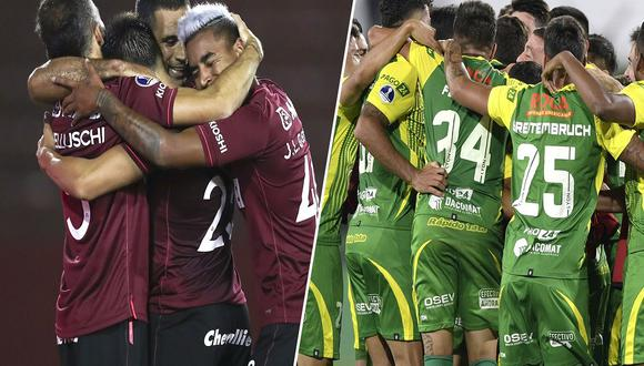 Final argentina en la Copa Sudamericana: Lanús vs. Defensa y Justicia por la gloria.