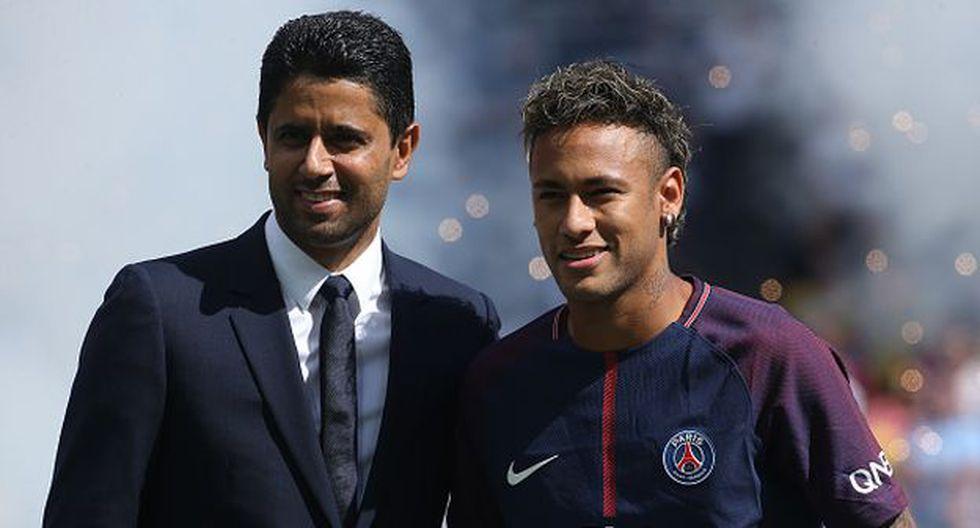 Neymar tiene contrato con PSG hasta mediados de 2022. (Foto: Getty Images)