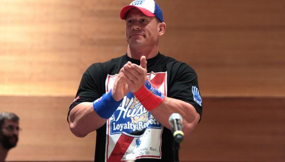 Un joven del Reino se cambió el nombre a John Cena. ¿Qué dirá la superestrella de WWE, actor y rapero al respecto? | Crédito: Wikicommons