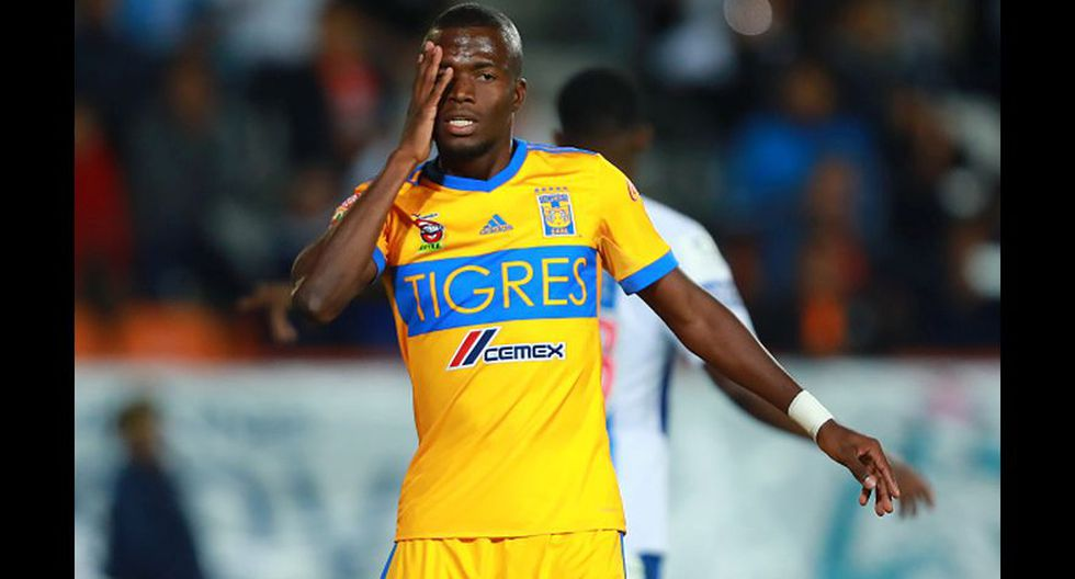 Enner Valencia con 6 goles (Getty Images).