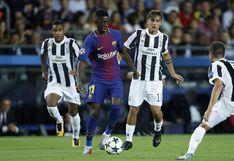 El Barcelona encuentra una solución para Ousmane Dembélé: Juventus muy cerca de ser su equipo en 2020-21