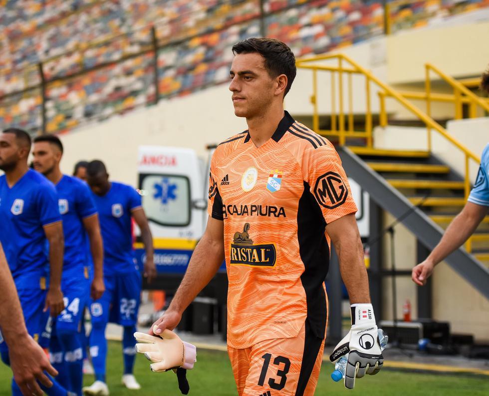 Alejandro Duarte  (Foto: Liga 1)
