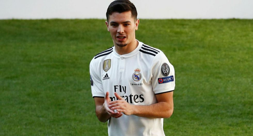 Brahim Diaz | Real Madrid | Valor: 17 millones de euros. (Getty Images)