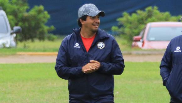 Víctor Rivera volvió este año a Deportivo Municipal. (Deportivo Municipal)