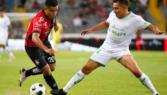 Atlas vs. Juárez se vieron las caras este sábado por la jornada 2 de la Liga MX 2021 (Foto: Getty Images)