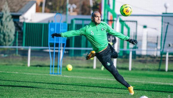 Miguel Trauco jugó nueve partidos y 718 minutos en la última temporada con Saint Étienne (Foto: Saint-Étienne)