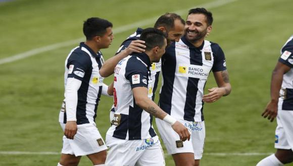 Alianza Lima vs. Cusco FC en el Alberto Gallardo por la Liga 1. (Foto: Violeta Ayasta/ GEC)