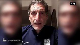 Alianza Lima: este es el mensaje de Mario Salas para los hinchas del club