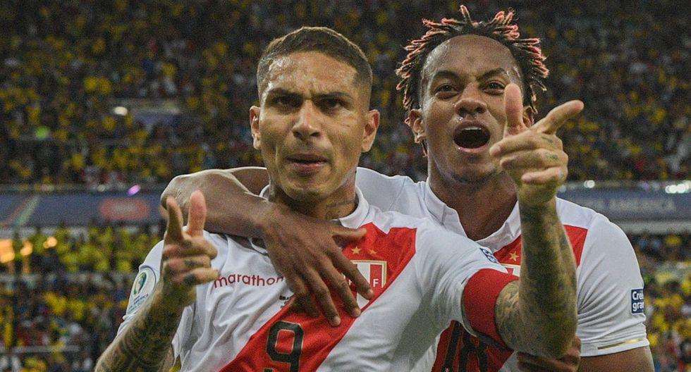 La selección peruana volvió a una final de la Copa América después de 40 años. Con Paolo Guerrero como capitán, el equipo bicolor logró el segundo lugar tras perder 3-1 ante el anfitrión, Brasil, en el estadio Maracaná. (AFP)