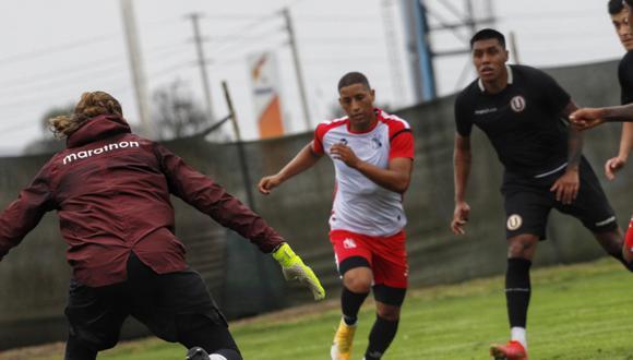 Melgar goleó 4-0 en amistoso contra Universitario. (Foto: Prensa Melgar)