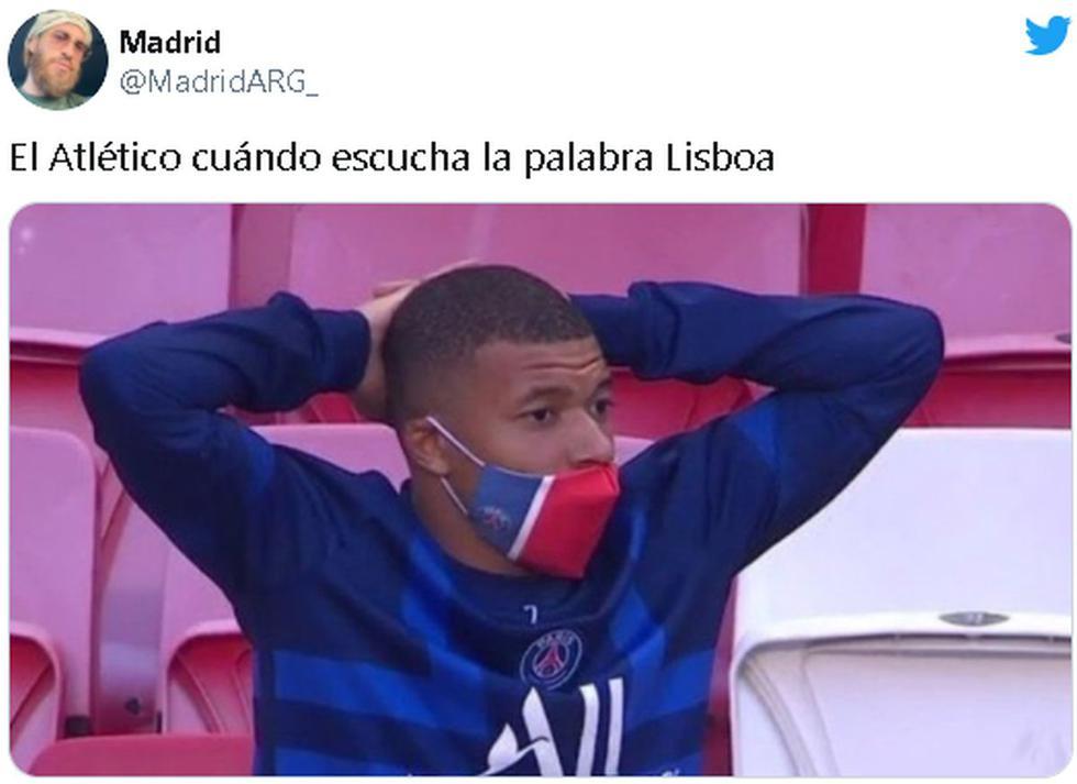 Los mejores memes del Atlético de Madrid vs. RB Leipzig.