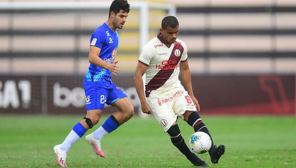 Universitario y Alianza Atlético empataron en el Miguel Grau (Foto: Liga 1)