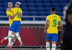 Brasil vs. Egipto EN VIVO por Claro: minuto a minuto por Juegos de Tokio 2020