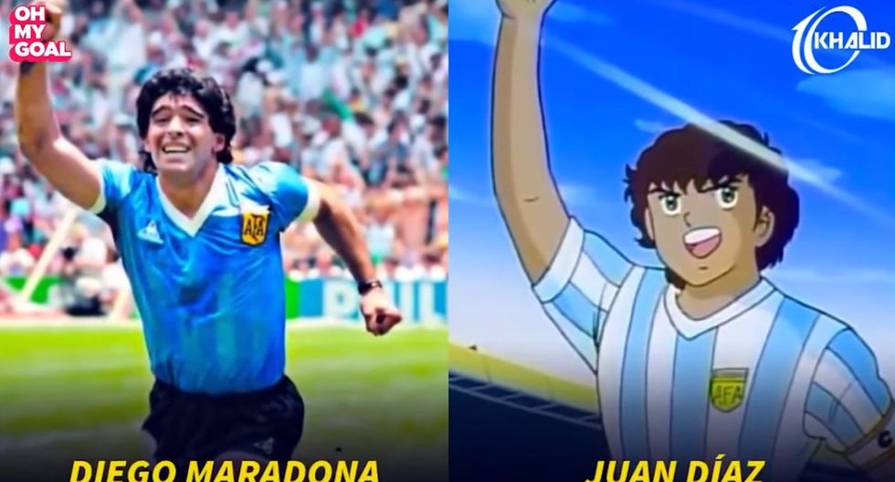Diego Maradona. (Foto/Captura: YouTube)