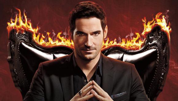 Lucifer fue la serie por streaming más popular del 2019.