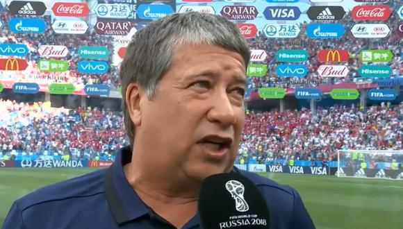 Tras perder 6-1, el Bolillo Gómez habló con la prensa.