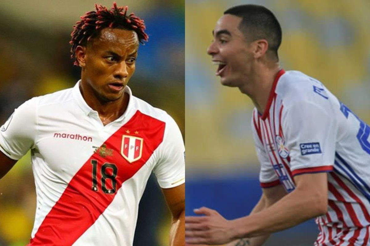 Peru Igualo 2 2 Ante Paraguay En Su Debut Por Las Eliminatorias Qatar 2022 Ap Noticias Peru