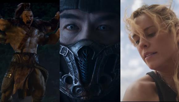 Mortal Kombat estrena brutal tráiler oficial de su adaptación al cine. Foto: Warner Bros.