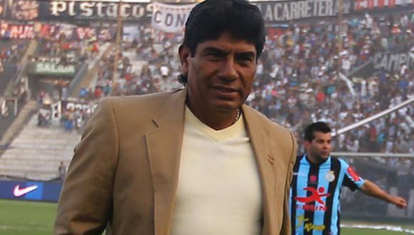 Fredy García fue el último entrenador en clasificar a un equipo peruano a los octavos de final de la Copa Libertadores .(Foto: USI)