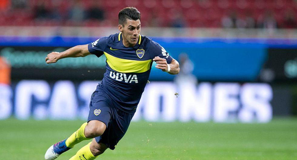 Cristian Pavón - Boca Juniors (Getty)